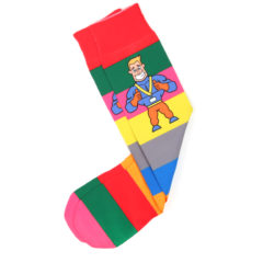 Full colour socks